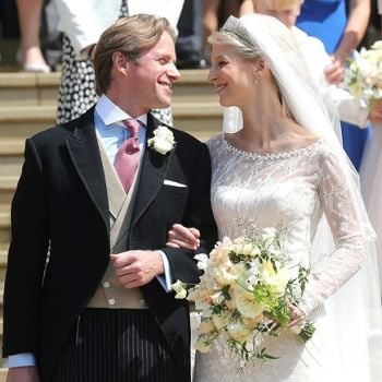 Royal Wedding: Lady Gabriella Windsor and Thomas Kingston Get Married At St. George's Chapel