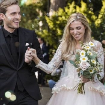 PewDiePie Is Married To Longtime Girlfriend Marzia Bisognin