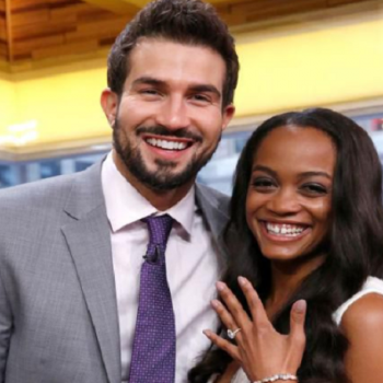 Rachel Lindsay and Bryan Abasolo Get Married in a Romantic Wedding Ceremony