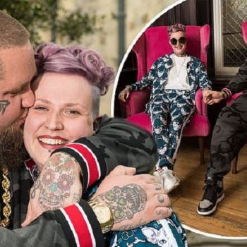 Rag'n'Bone Man MARRIES Beth Rouy At Registry Office