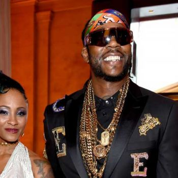Rapper 2 Chainz Marries Girlfriend Kesha Ward In Miami Ceremony
