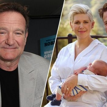Robin Williams' Son Zak Welcomes A Baby Boy With McLaurin Clement