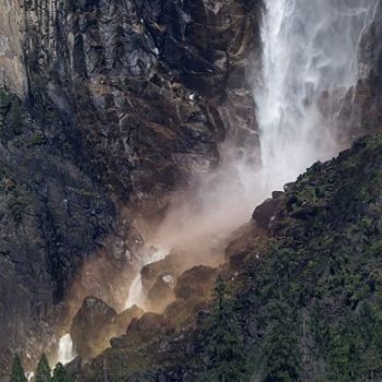 Romanian Tourist Lucian Miu, 21, Dies After Falling From Yosemite National Park Waterfall