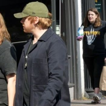 Rupert Grint and Georgia Groome Are Expecting First Child Together