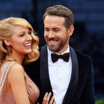 Ryan Reynolds Announces Birth Of Third Child With Wife Blake Lively-Reveals Child's Sex In A Tweet