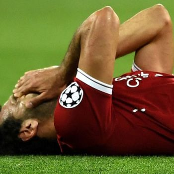 Salah In Risk Of Missing Out The 2018 World Cup
