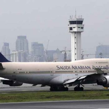 Saudi Arabian Flight Makes Emergency Landing After A Mother Forgets Her Baby At Airport