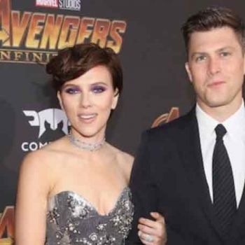 Scarlett Johansson Engaged To