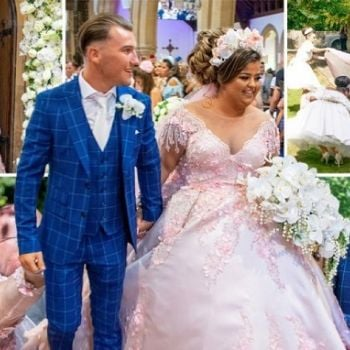 Scarlett Lee Marries Childhood Sweetheart Nathan Shaw