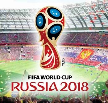 Schedule for World Cup 2018, Russia