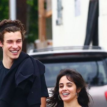 Shawn Mendes And Camila Cabello Packed On PDA In San Francisco