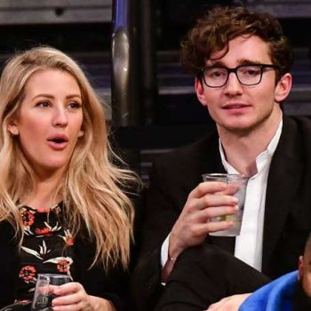 Songstress Ellie Goulding Engaged To Boyfriend Caspar Jopling