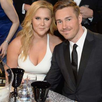 Stand-Up Comedian And Actress Amy Schumer Opens Up About Husband Chris Fischer's Autism Spectrum Disorder