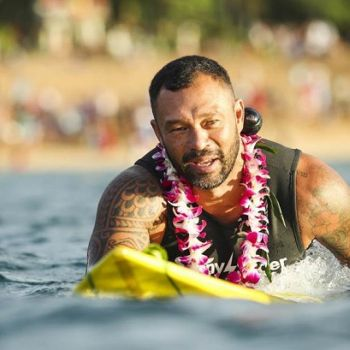 Surfing Legend Sunny Garcia Hospitalized And Is In Intensive Care