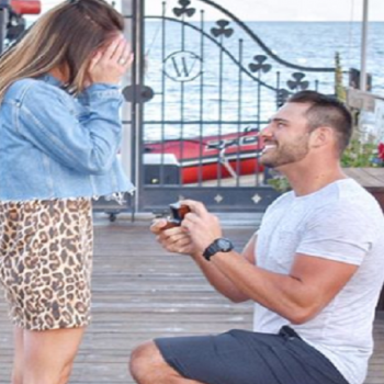 The Bachelorette Star Ben Zorn Gets Engaged to Girlfriend Stacy Santilena