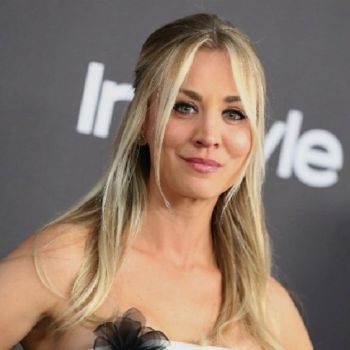 The Big Bang Theory Star Kaley Cuoco Is Emotional Over the CBS Show's End