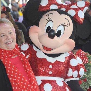The Voice of Minnie Mouse Russi Taylor Dies At The Age Of 75