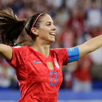 United States Women Soccer Team Advances To The World Cup Final With A Thrilling Victory Over England