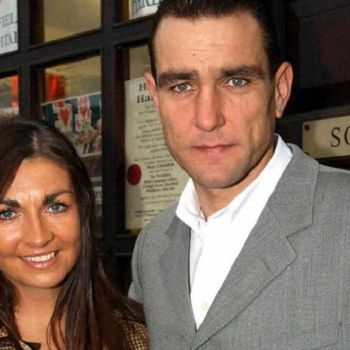 Vinnie Jones' Wife Tanya Jones Dies Aged 53 After A Six-year Battle With Cancer