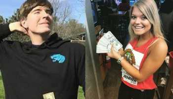 Waitress Shocked After Finding $10,000 In Tips In North Carolina