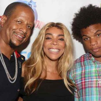 Wendy Williams' Son, Kevin Hunter Jr. Arrested After He Punched His Father