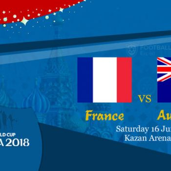 World Cup 2018 France v Australia: Kick-Off Time, Head-To-Head, Predictions, Players To Watch