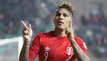 World Cup 2018: Peruvian Striker Guerrero Is Back To His Team After The Ban Expires