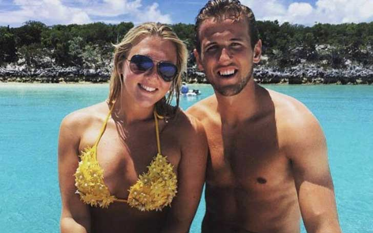 Harry Kane Welcomes A Baby Girl With Fiancee Katie Goodland Through Waterbirth-Heavily Criticized On Social Media