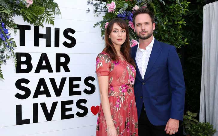 Troian Bellisario Pregnant With First Child With Husband Patrick J.Adams