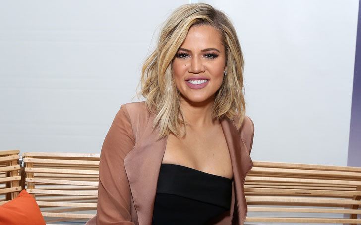 TRUE!!! Khloe Kardashian Announces Her Daughter's Name-Kris Jenner Explains The Logic