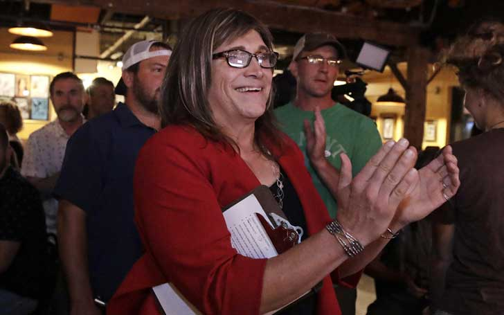 United States Gets Its First Transgender Candidate For Governor-62-Year-Old Christine Hallquist Makes History