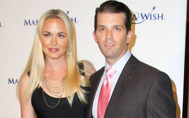 Vanessa Trump files for Divorce from Donald Trump Jr; What was the reason?