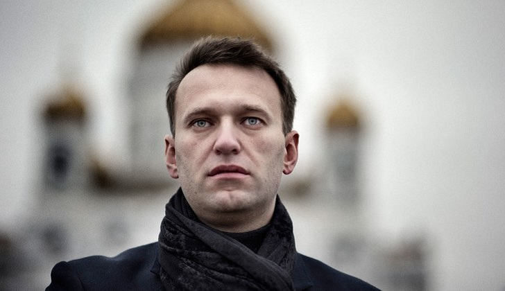 Vladimir Putin Critic Alexey Navalny Is Hospitalized With Allergic Reaction; Suspected Poisoning