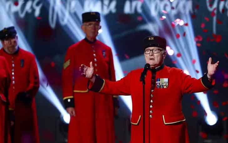 War Hero Colin Thackery Claims Britain's Got Talent-Becomes The Oldest Contestant To Win
