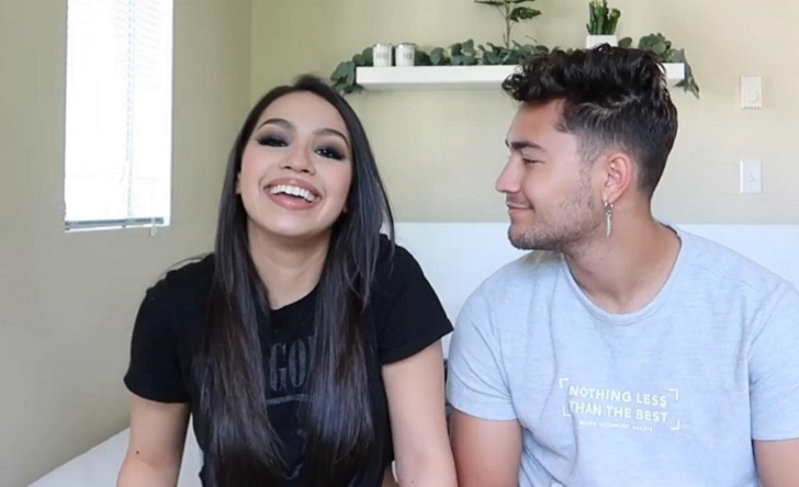 What Makes Melissa Estrella And Logan Beell One Of The Popular Couple Of Internet?