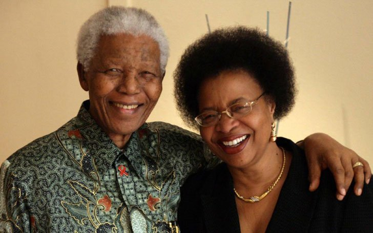 Winnie Mandela, Wife Of Former South African President Dies At 81