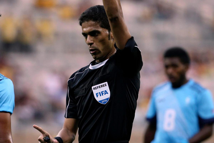 World Cup Referee, Al Mirdasi Under Investigation By The Saudi Arabia Football Association