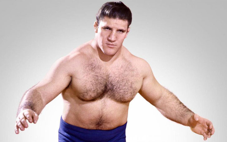 WWE Hall Of Fame Bruno Sammartino Dies At 82