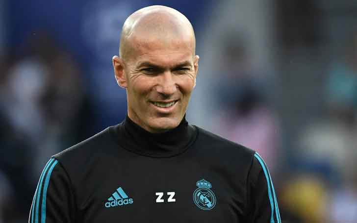 Zinedine Zidane Returns As Real Madrid Coach Within A Season