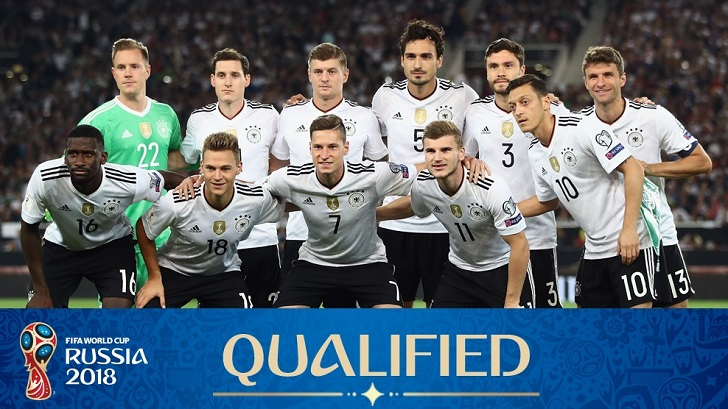 Image result for Germany national team 2018