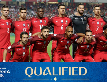 Portugal National Football Team, World Cup 2018