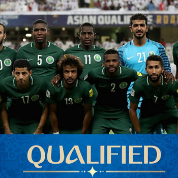 Saudi Arabia National Football Team, World Cup 2018