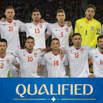 Serbia National Football Team, World Cup 2018