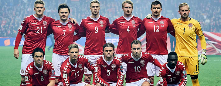 new styles 3817e 7c15e Denmark - World Cup 2018