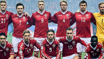 Denmark National Football Team, World Cup 2018