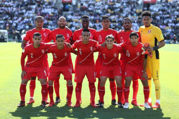Peru National Football Team, World Cup 2018