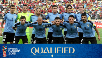 Uruguay National Football Team, World Cup 2018