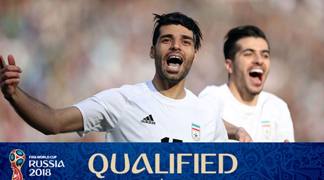 IR Iran National Football Team, World Cup 2018