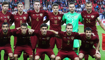 Russia National Football Team, World Cup 2018