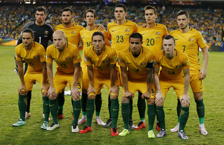 Australia National Football Team, World Cup 2018